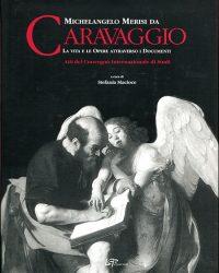 Cover M.Merisi da Caravaggio