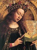 Ian van Eyck, Polittico dell'agnello mistico, 1424-1432, Gand, Chiesa S. Bavone