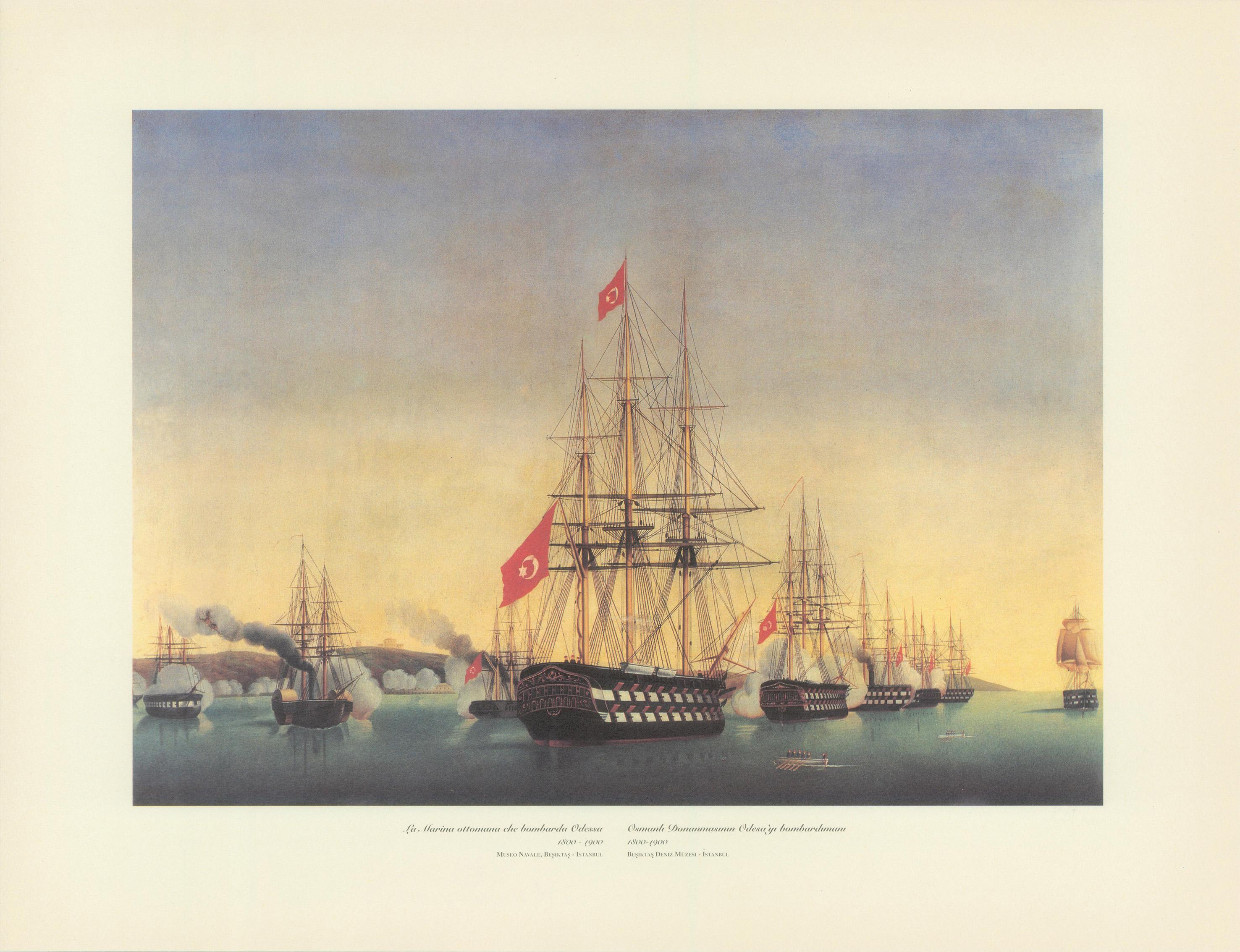 la Marina-Ottomana-che-bombarda-Odessa