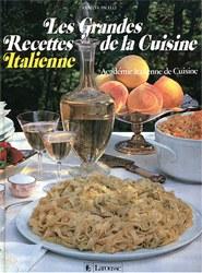 Les Grandes Recettes de la Cuisine Italienne