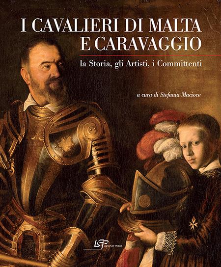 Cover The Knights of Malta and Caravaggio